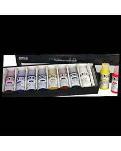 Golden Fluid Acrylic Principal Professional Set of 10