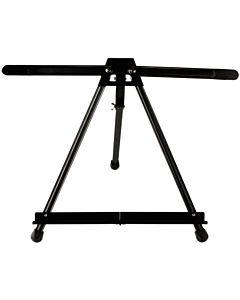 SoHo Aluminum Folding Table Top Easel - Black