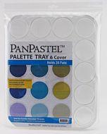 PanPastel Soft Pastels - 20 Color Tray