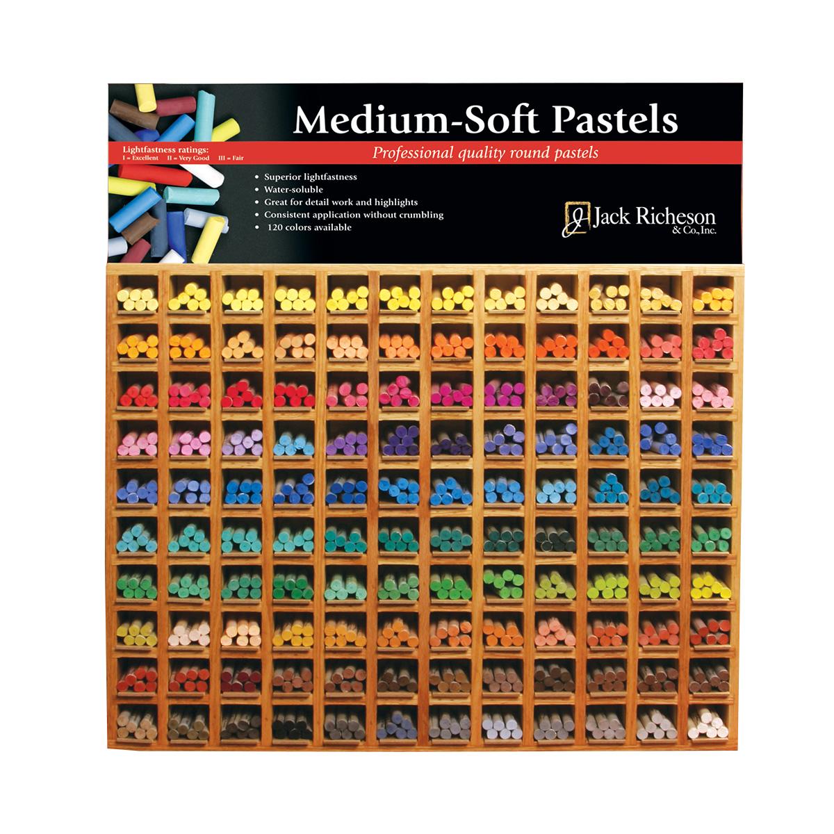 Jack Richeson Soft Pastels