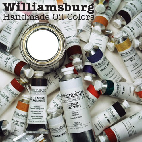 Williamsburg Handmade Oil Paint