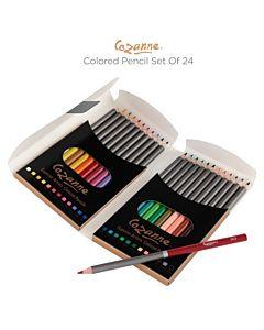 Cezanne 24 Count Colored Pencil Set