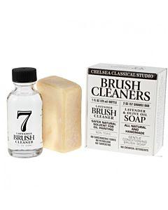 Chelsea Classical Studio - Brush Cleaner Sampler Set