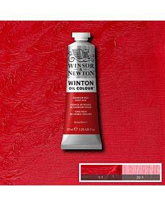 Winsor & Newton Winton Oil Color 37ml - Cadmium Red Deep Hue