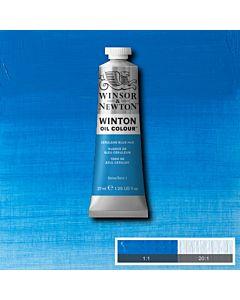 Winsor & Newton Winton Oil Color 37ml - Cerulean Blue