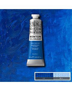 Winsor & Newton Winton Oil Color 37ml - Cobalt Blue Hue