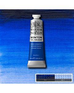Winsor & Newton Winton Oil Color 37ml - French Ultramarine