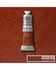 Winsor & Newton Winton Oil Color 37ml - Light Red