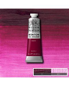 Winsor & Newton Winton Oil Color 37ml - Magenta