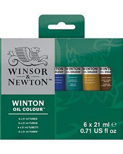 Winsor & Newton Winton Oil Intro Set