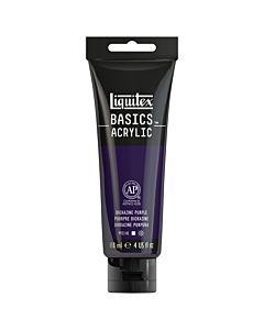 Liquitex Basics Acrylic - 4oz - Dioxazine Purple