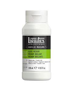 Liquitex Gloss Medium & Varnish - 4oz