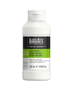 Liquitex Gloss Medium & Varnish - 8oz