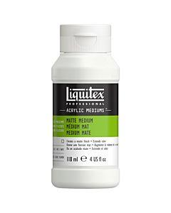 Liquitex Acrylic Matte Medium - 4oz Jar
