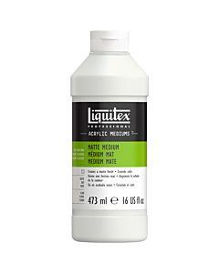 Liquitex Matte Medium - 16oz