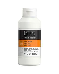 Liquitex Matte Varnish - 8oz Bottle