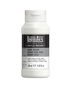 Liquitex Fabric Medium - 4oz Bottle