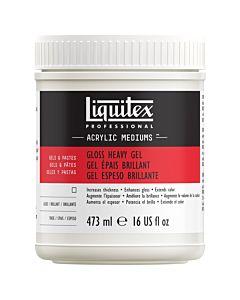 Liquitex Gloss Heavy Gel - 16oz
