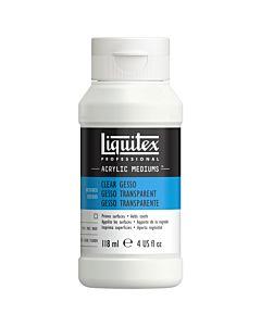 Liquitex Acrylic - 4oz - Clear Gesso