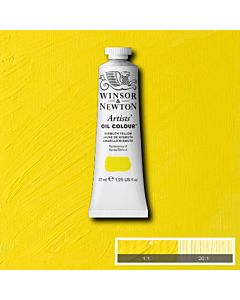 Winsor & Newton Artists' Oil Color 37ml - Bismuth Yellow