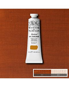 Winsor & Newton Artists' Oil Color 37ml - Brown Ochre