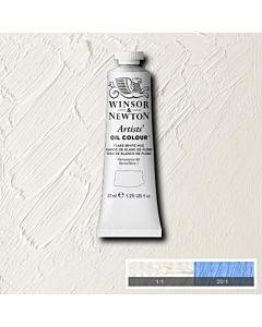 Winsor & Newton Artists' Oil Color 37ml - Flake White Hue
