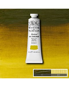 Winsor & Newton Artists' Oil Color 37ml - Green Gold