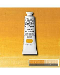 Winsor & Newton Artists' Oil Color 37ml - Naples Yellow Deep