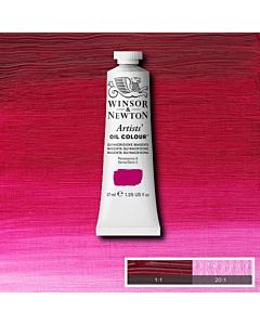 Winsor & Newton Artists' Oil Color 37ml - Quinacridone Magenta