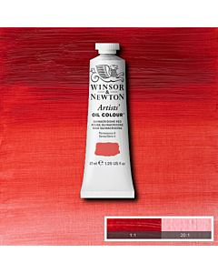 Winsor & Newton Artists' Oil Color 37ml - Quinacridone Red