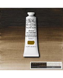 Winsor & Newton Artists' Oil Color 37ml - Raw Umber Green Shade