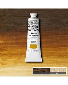 Winsor & Newton Artists' Oil Color 37ml - Raw Umber Light