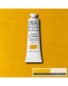 Winsor & Newton Artists' Oil Color 37ml - Yellow Ochre Light