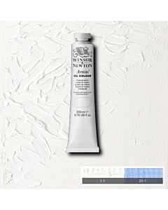 Winsor & Newton Artists' Oil Color 200ml Tube - Titanium White