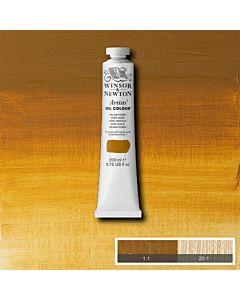 Winsor & Newton Artists' Oil Color 200ml Tube - Yellow Ochre