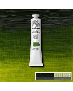 Winsor & Newton Artists' Oil Color 200ml Tube - Sap Green