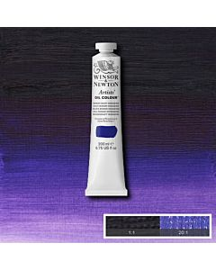 Winsor & Newton Artists' Oil Color 200ml Tube - Winsor Violet Dioxazine