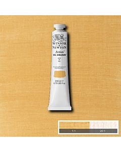 Winsor & Newton Artists' Oil Color 200ml Tube - Gold
