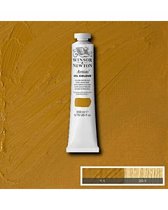 Winsor & Newton Artists' Oil Color 200ml Tube - Yellow Ochre Pale