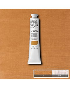 Winsor & Newton Artists' Oil Color 200ml Tube - Renaissance Gold