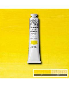 Winsor & Newton Artists' Oil Color 200ml Tube - Winsor Yellow