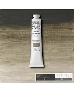 Winsor & Newton Artists' Oil Color 200ml Tube - Davy's Grey