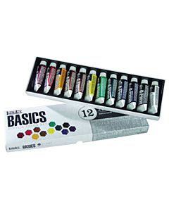 Liquitex Basics Set of 12 22ml Tubes