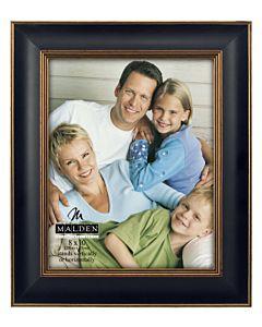 Malden Designs - Black And Gold Frame 8x10