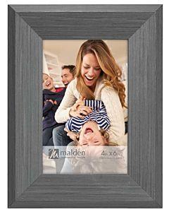 Malden Deisigns - Tuxedo Slate Gray - 4x6