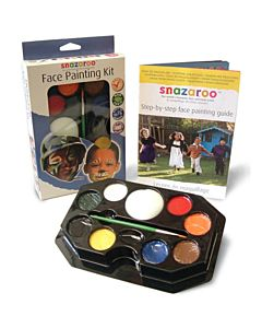 Snazaroo Blue Palette Kit