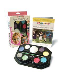 Snazaroo Pink Palette Kit