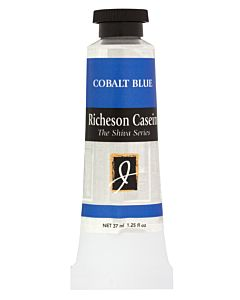 Shiva Signa-Sein Casein Color 37ml Tube - Cobalt Blue