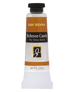 Shiva Signa-Sein Casein Color 37ml Tube - Raw Sienna