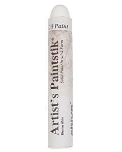 Shiva Artist's Paintstik - Titanium White